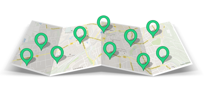 Yourcar Map Goettingen